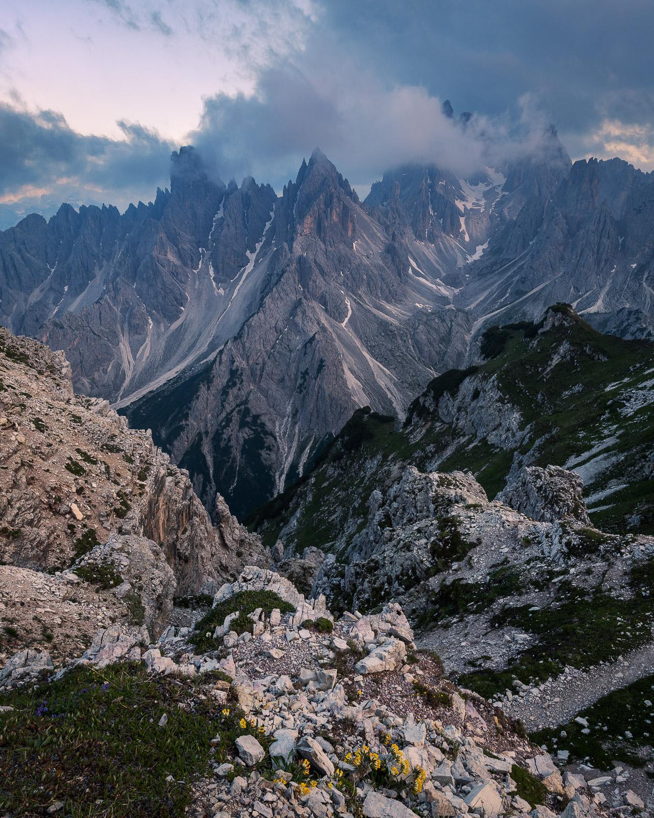 Berge in den Dolomiten (Italien) - Stefan Schäfer Landschaftsfotograf
