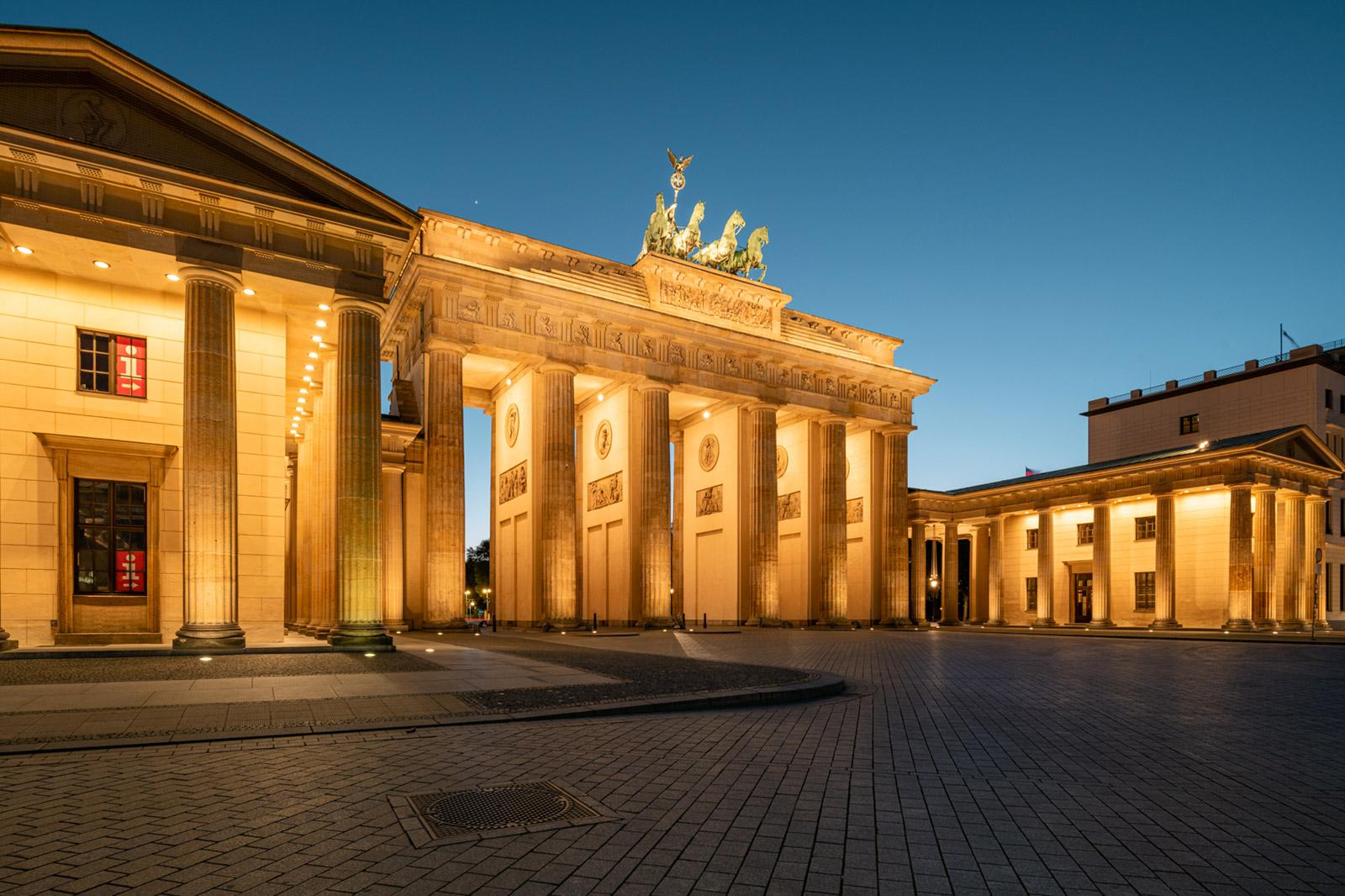 Brandenburger Tor in Berlin - Stefan Schäfer Landschaftsfotograf