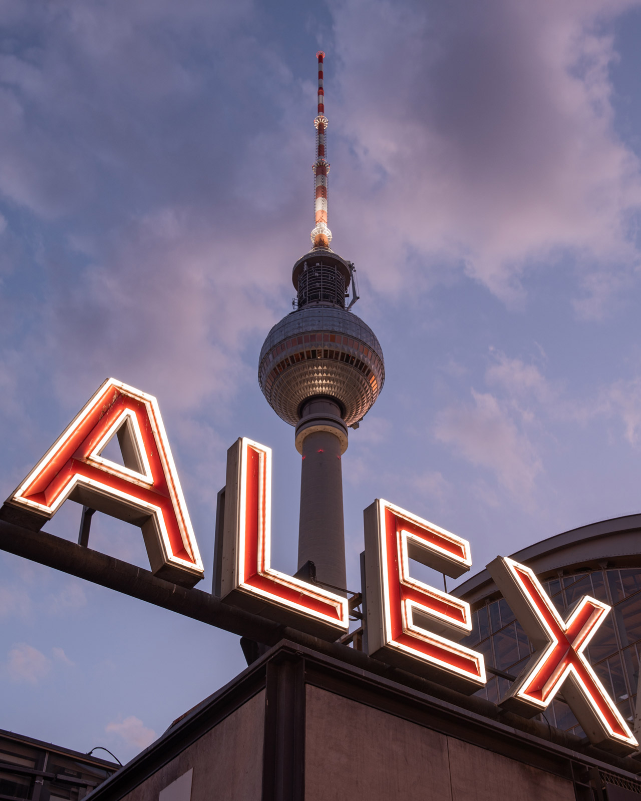 Alexanderplatz in Berlin - Stefan Schäfer Landschaftsfotograf