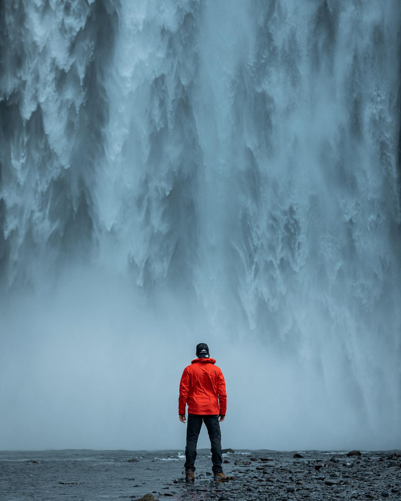 Island Iceland Wasserfall - Stefan Schäfer Landschaftsfotograf