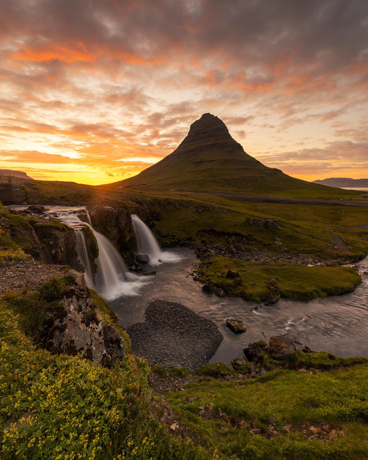 Island Iceland Kirkjufell - Stefan Schäfer Landschaftsfotograf