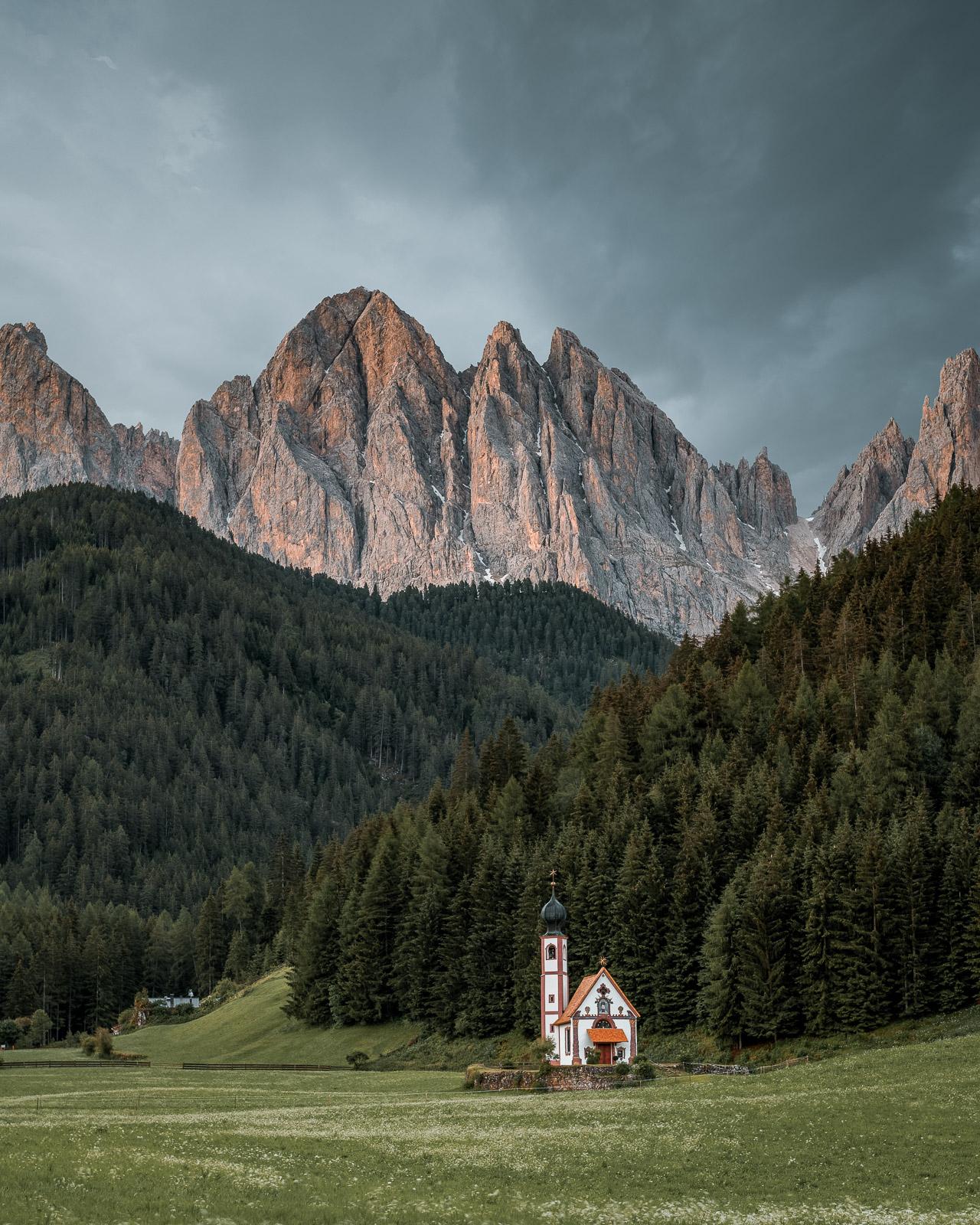 S. Giovanni in den Dolomiten - Italien - Stefan Schäfer Landschaftsfotograf