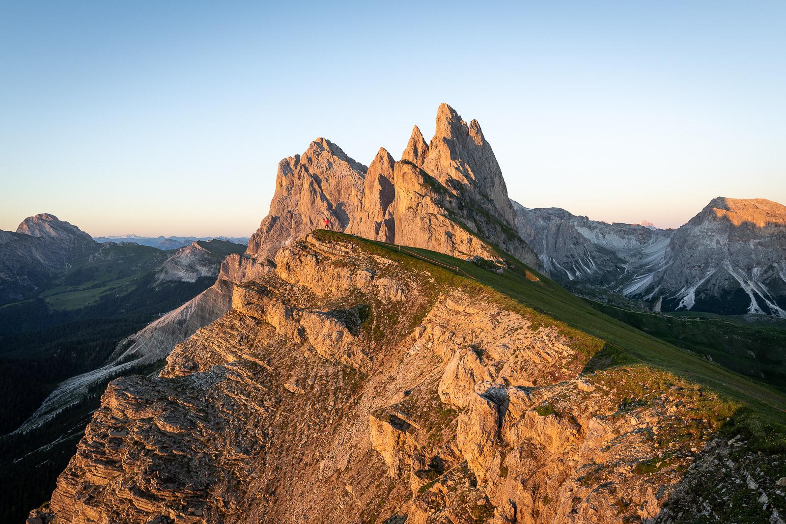 Seceda Bergkette in den Dolomiten (Italien) - Stefan Schäfer Landschaftsfotograf