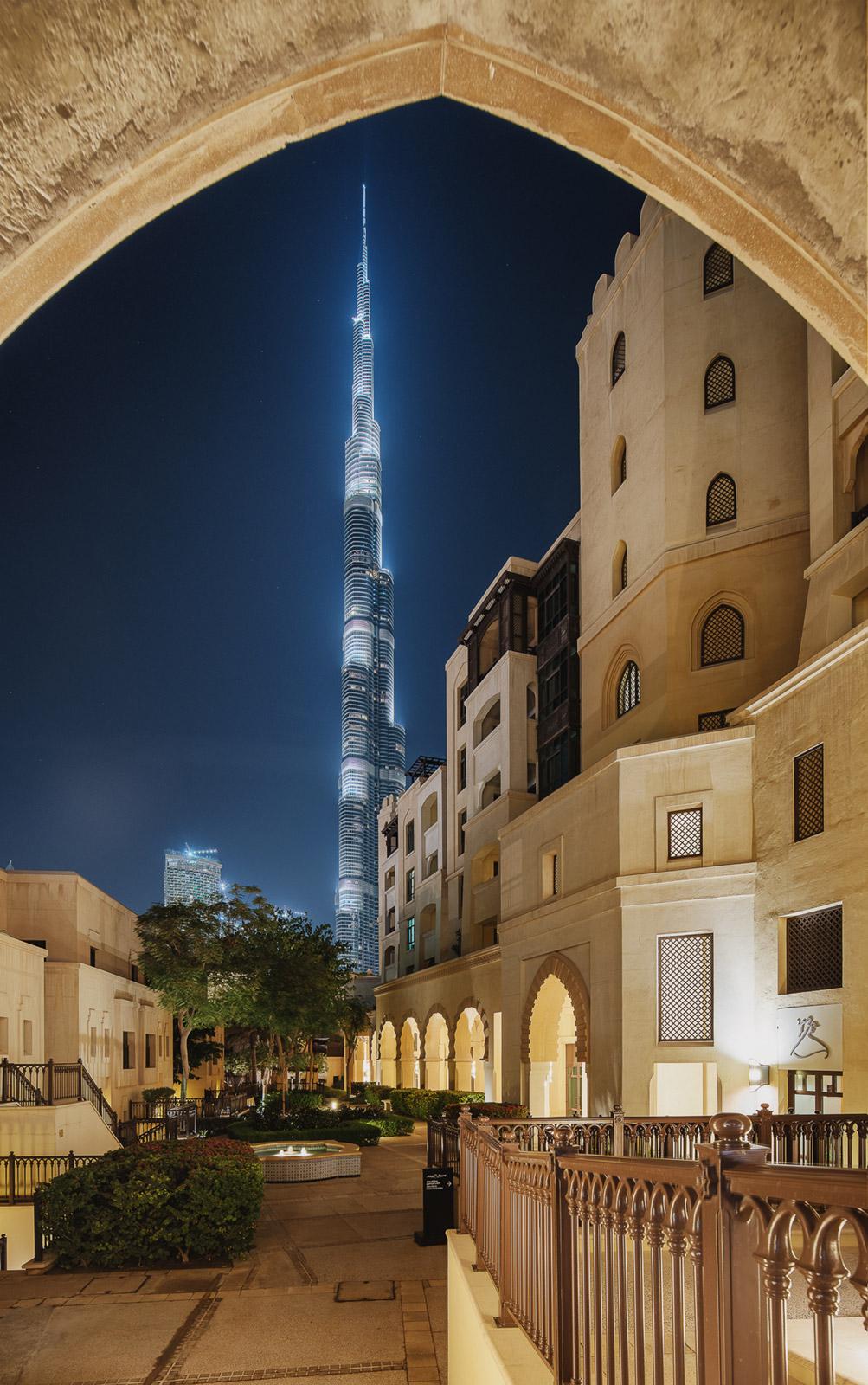 Dubai alt und neu - Stefan Schäfer Landschaftsfotograf