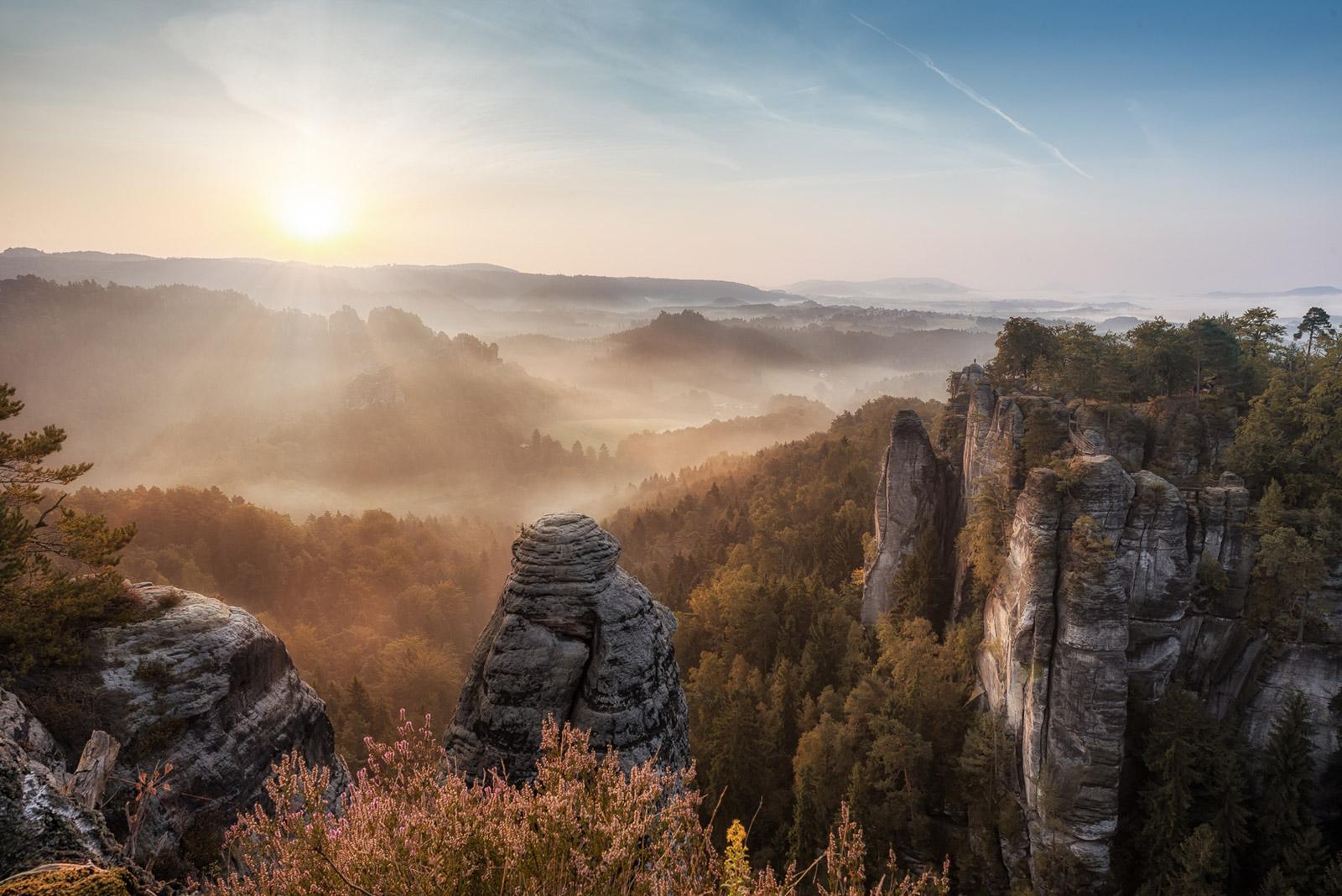 Sächsische Schweiz in Deutschland - Stefan Schäfer Landschaftsfotograf
