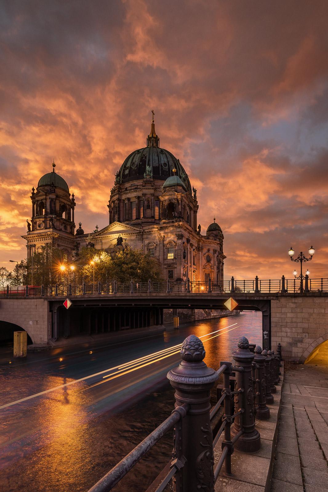 Berliner Dom in Berlin - Stefan Schäfer Landschaftsfotograf