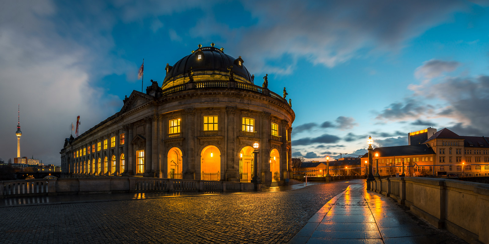 Bodemuseum in Berlin - Stefan Schäfer Landschaftsfotograf