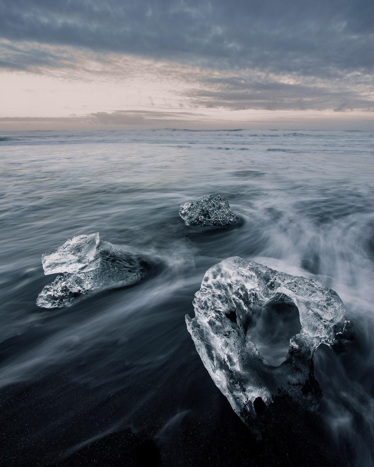 Island Iceland Black Beach - Stefan Schäfer Landschaftsfotograf