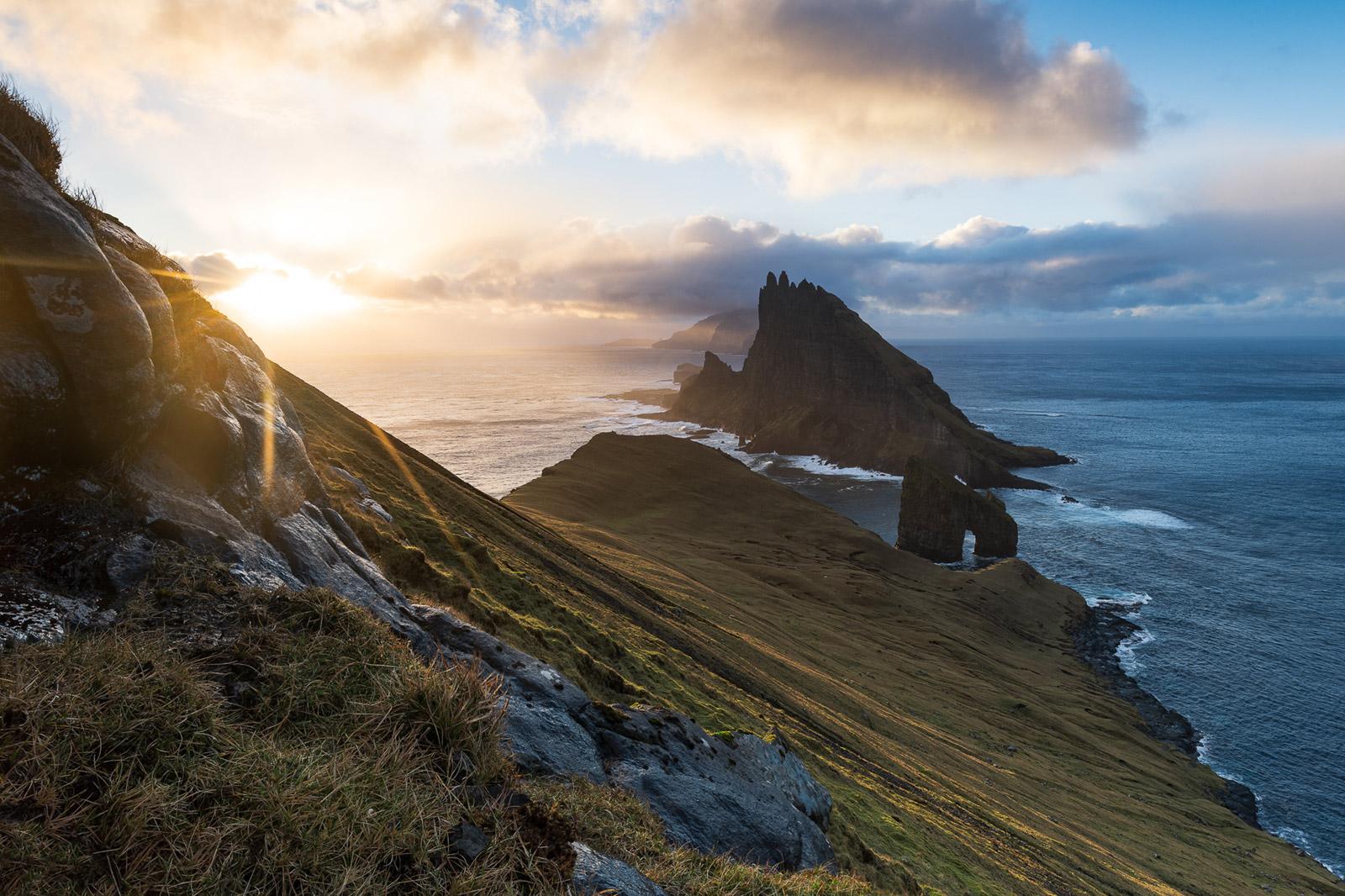 Färöer Inseln Draganir - Stefan Schäfer Landschaftsfotograf