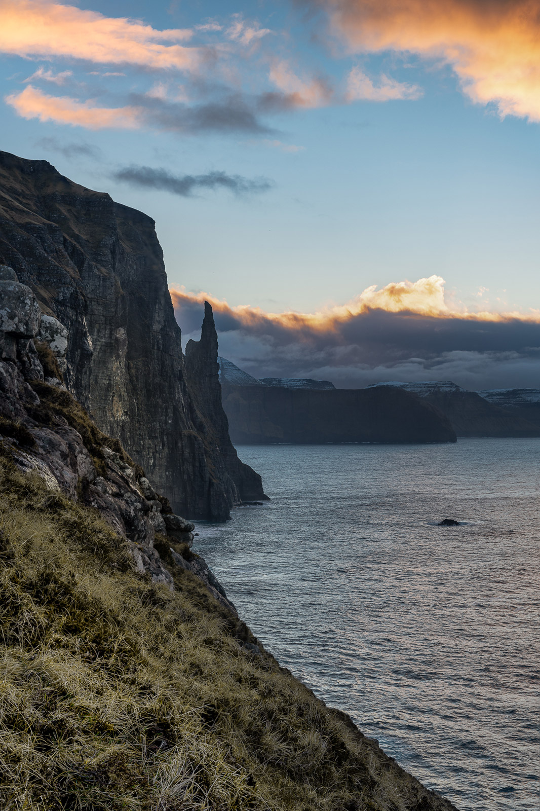 Färöer Inseln Finger - Stefan Schäfer Landschaftsfotograf