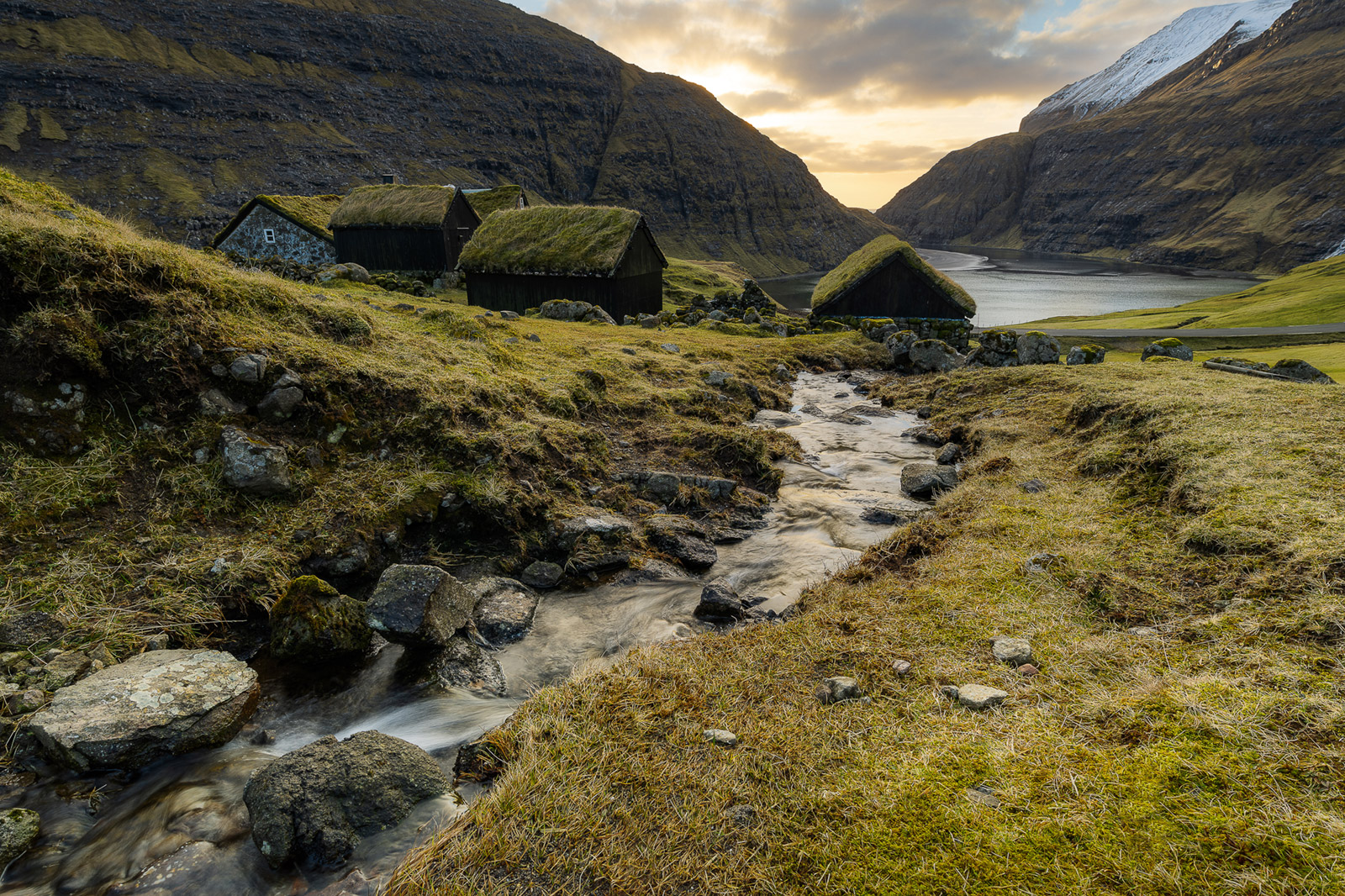 Färöer Inseln Saksun - Stefan Schäfer Landschaftsfotograf