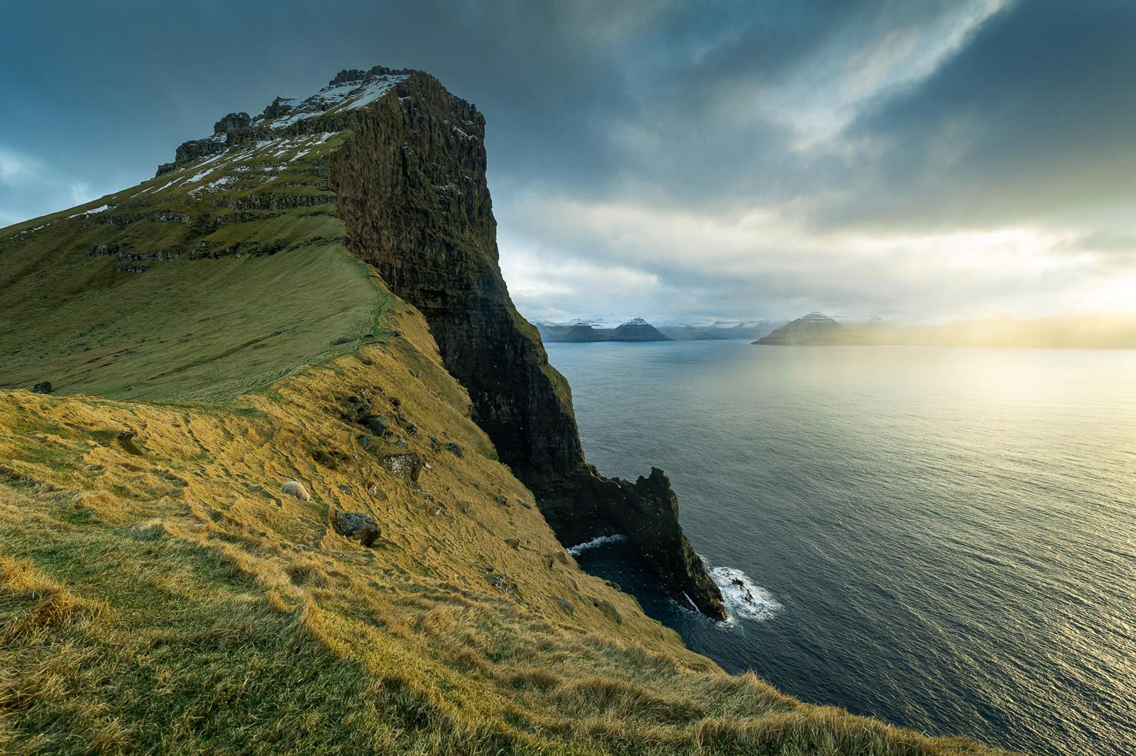 Färöer Inseln Kalsoy - Stefan Schäfer Landschaftsfotograf