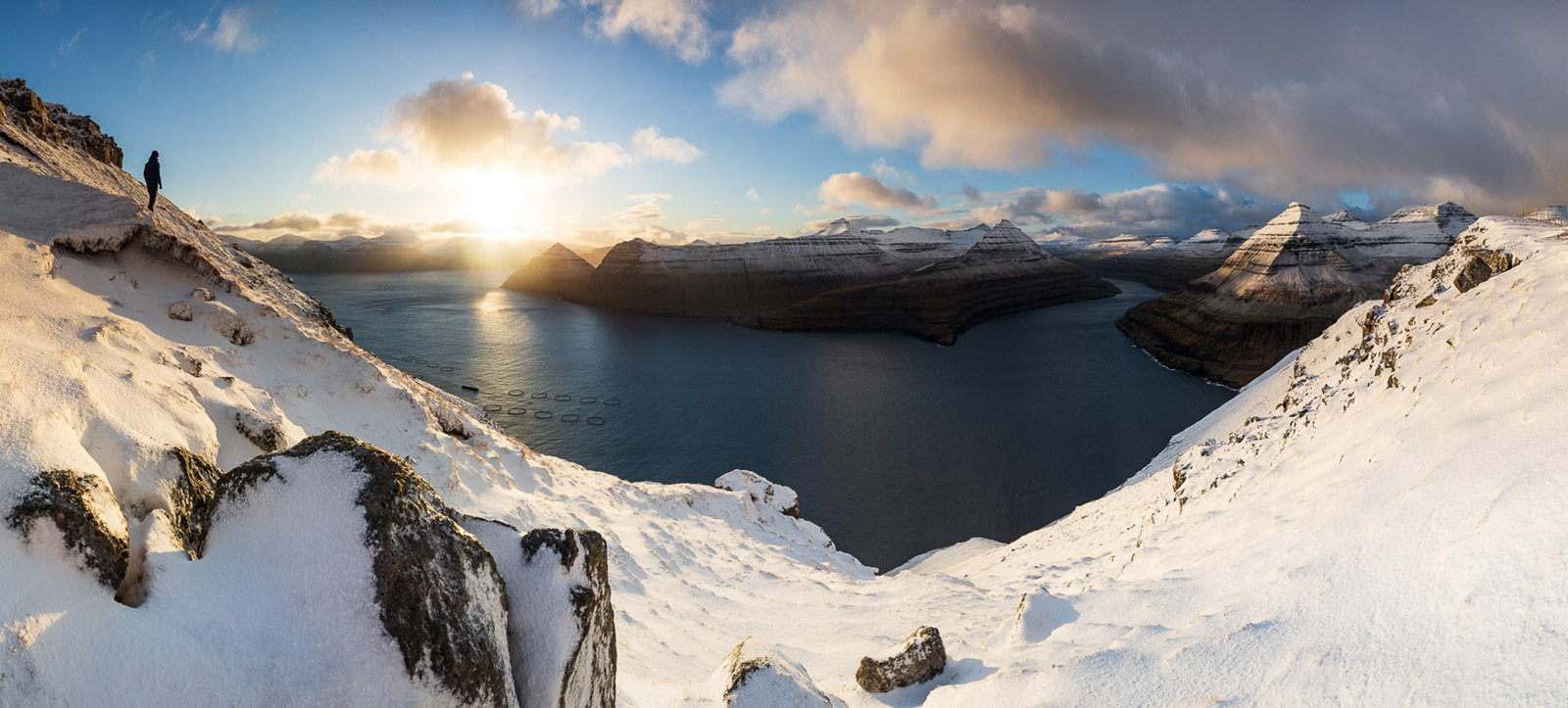 Färöer Inseln Panorama - Stefan Schäfer Landschaftsfotograf