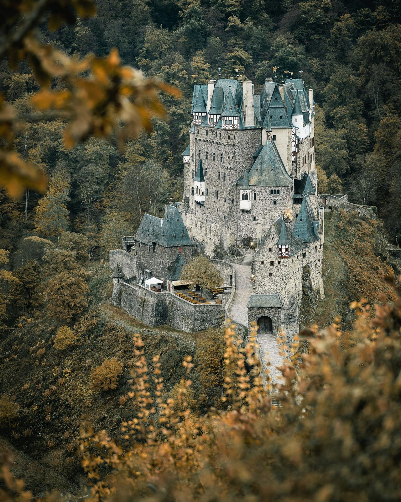 Burg Eltz in Deutschland - Stefan Schäfer Landschaftsfotograf