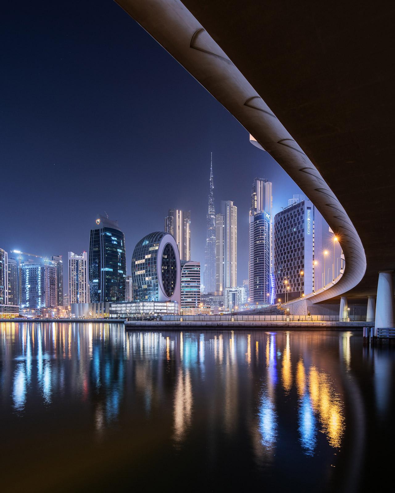 Dubai Business Bay - Stefan Schäfer Landschaftsfotograf