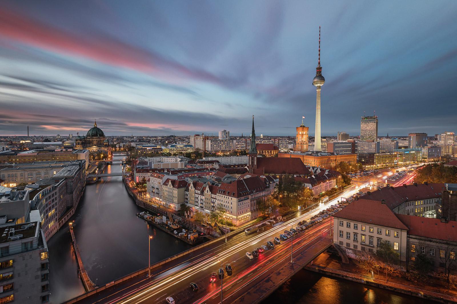 Fischerinsel in Berlin - Stefan Schäfer Landschaftsfotograf