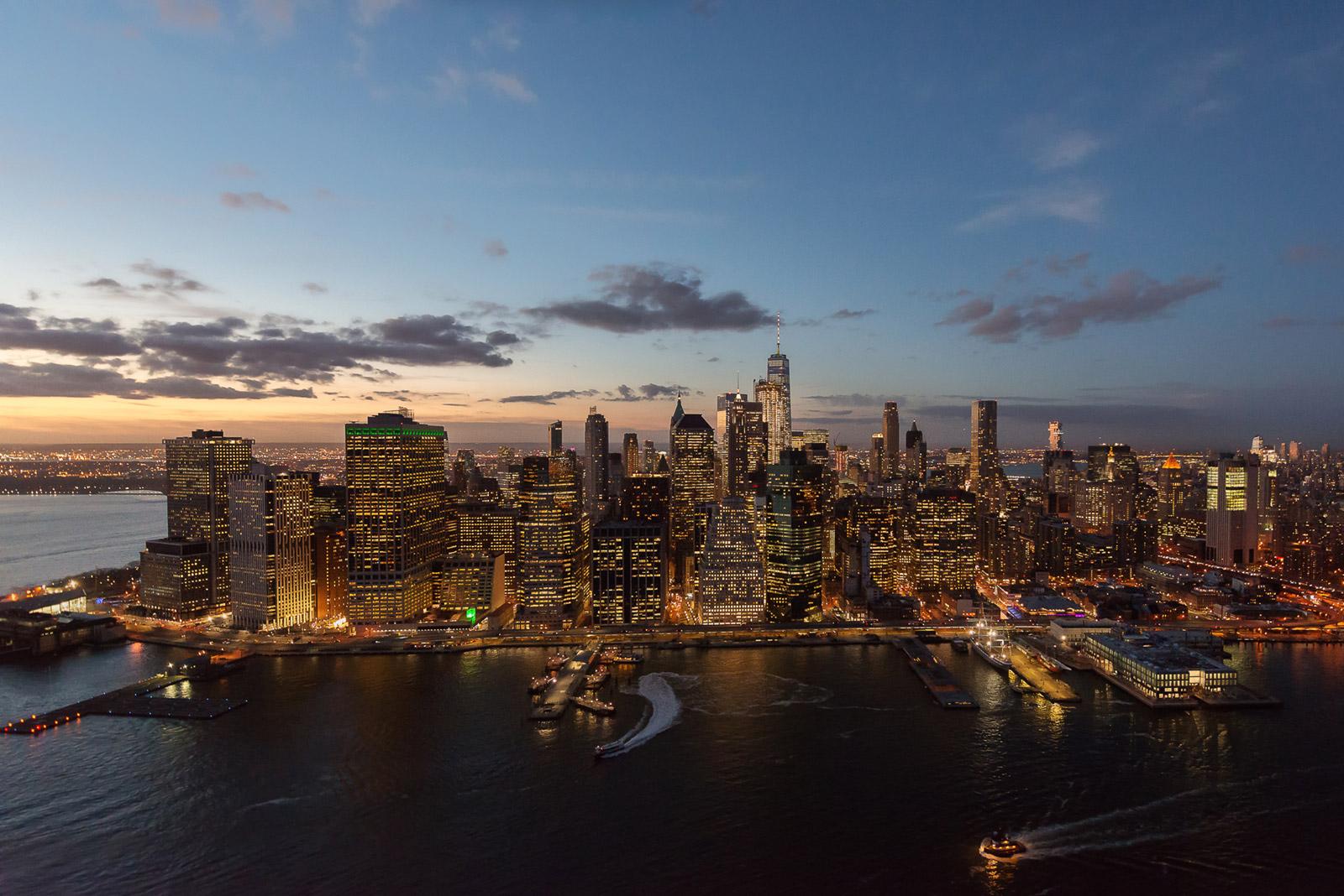 New York City von Oben - Stefan Schäfer Landschaftsfotograf