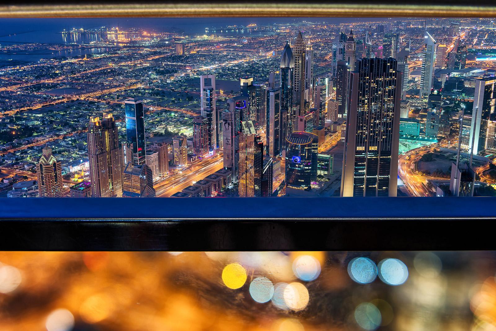 Burj Khalifa in Dubai - Stefan Schäfer Landschaftsfotograf
