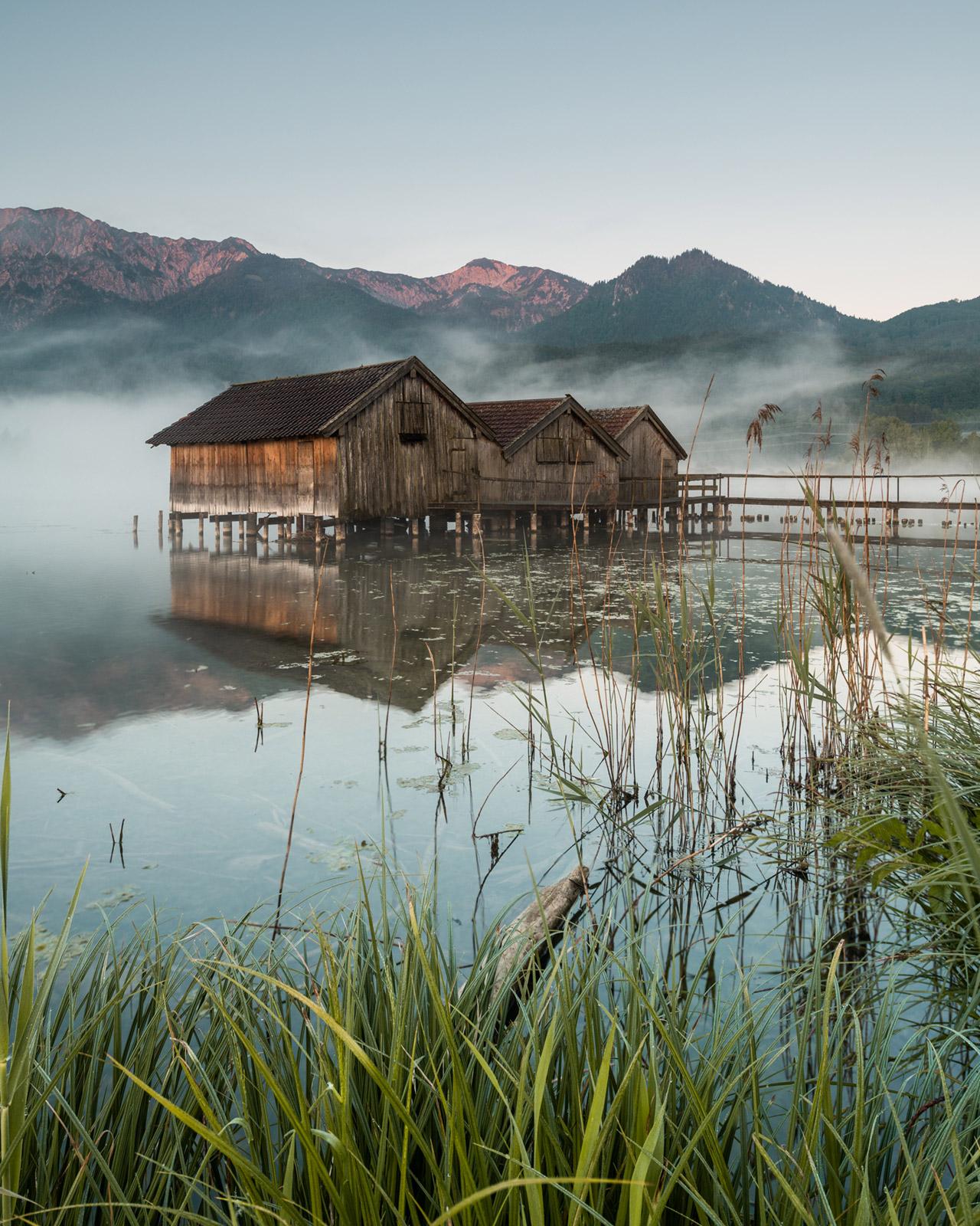 Kochelsee in Deutschland - Stefan Schäfer Landschaftsfotograf