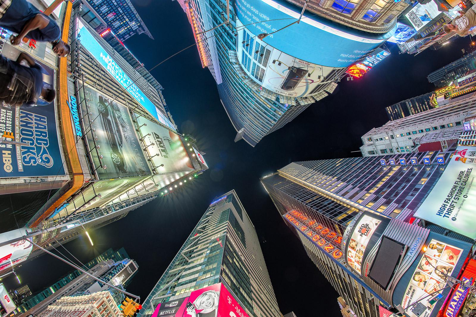 New York City Times Square - Stefan Schäfer Landschaftsfotograf