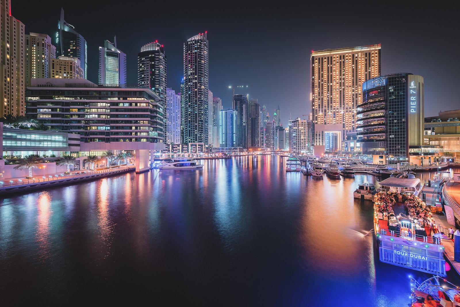 Dubai Marina - Stefan Schäfer Landschaftsfotograf
