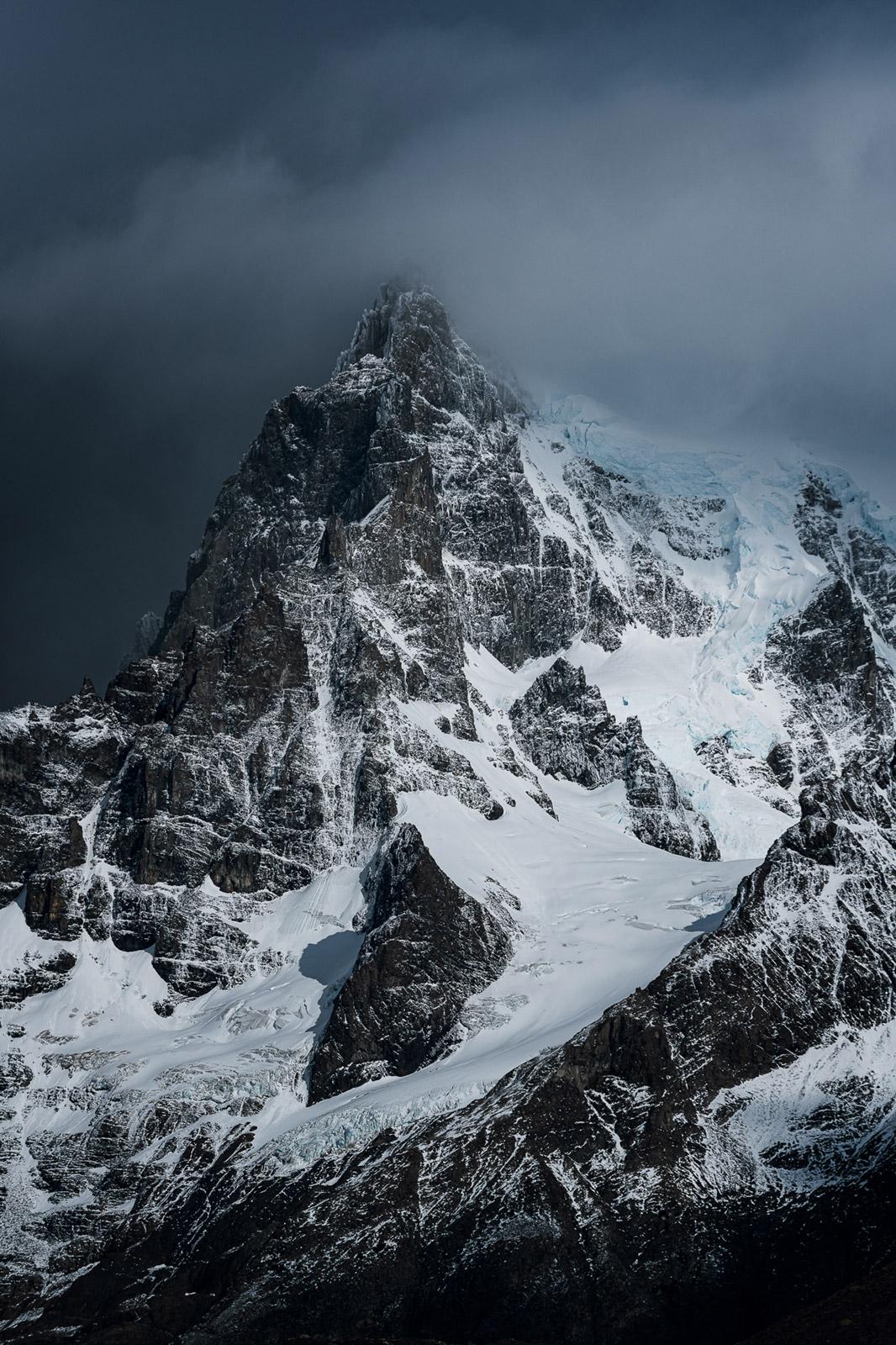 Patagonien in Chile Bergspitze - Stefan Schäfer Landschaftsfotograf