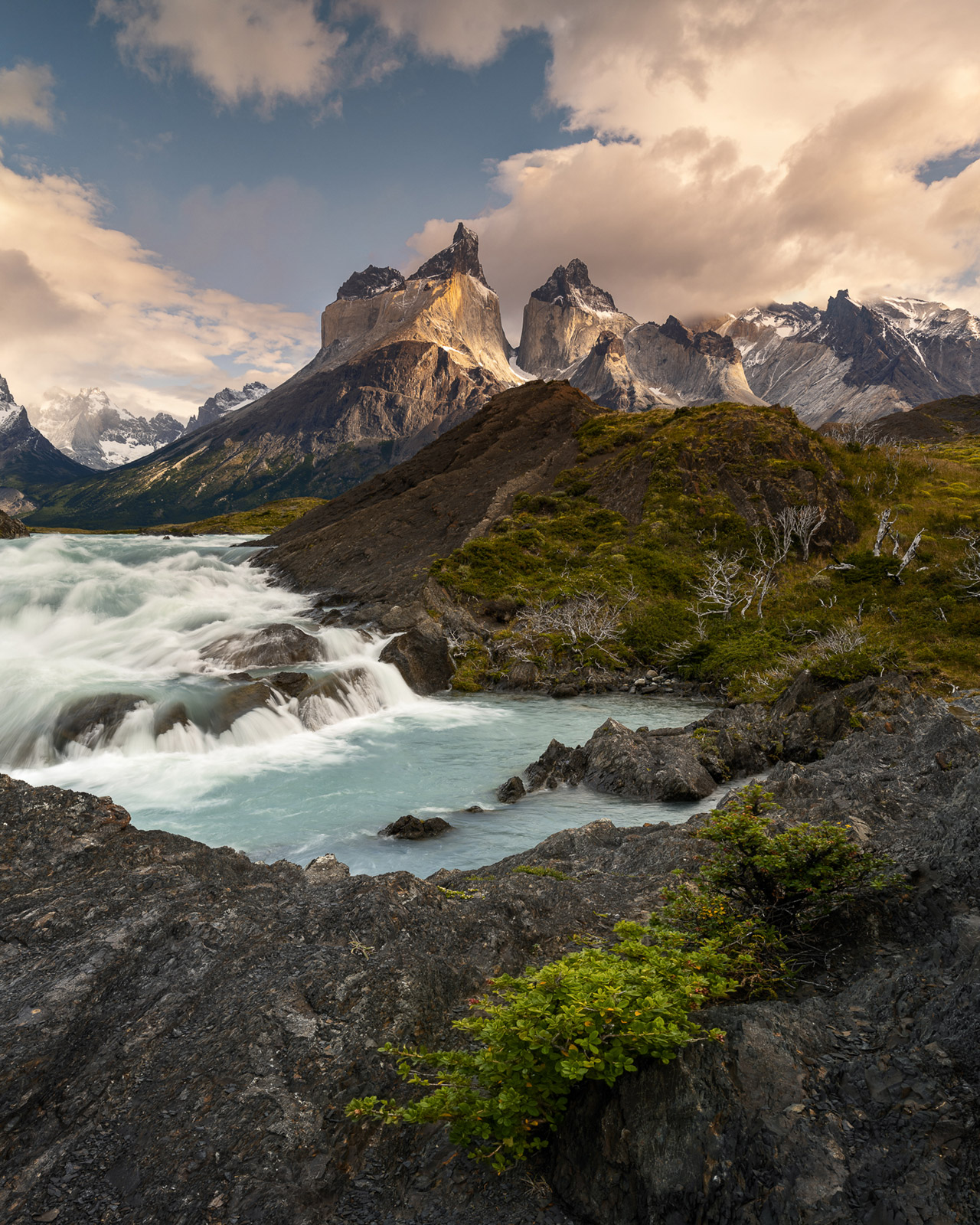 Patagonien in Chile Salto Grande - Stefan Schäfer Landschaftsfotograf