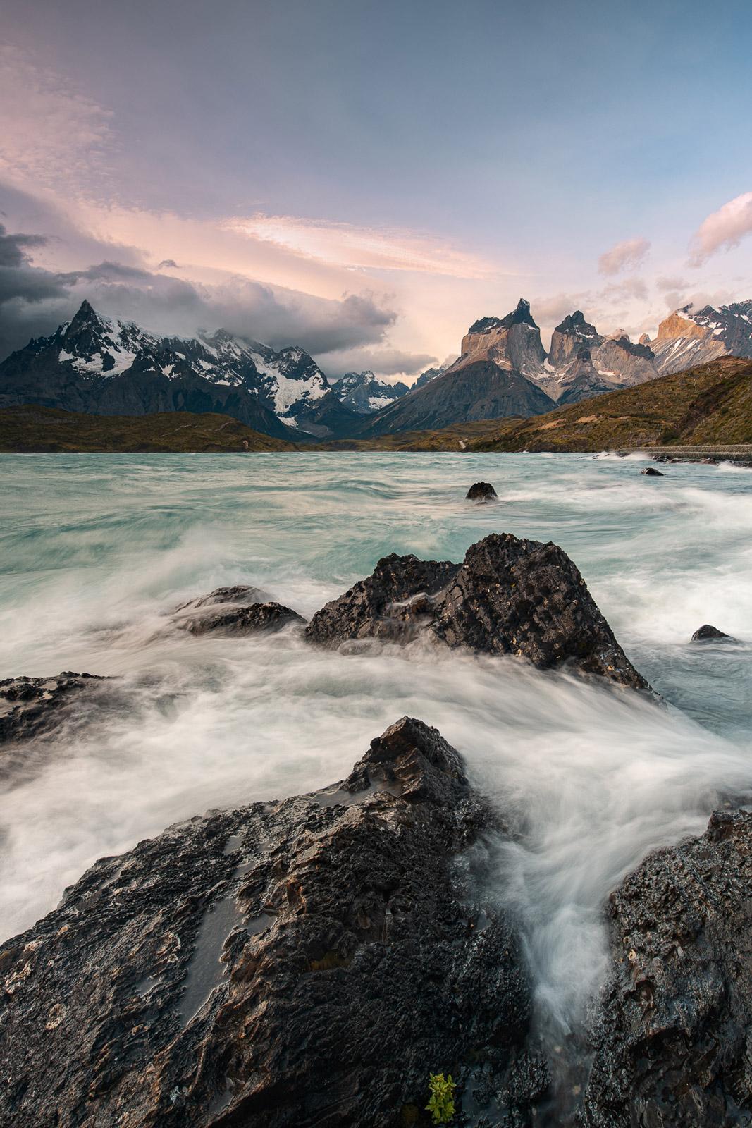Patagonien in Chile See - Stefan Schäfer Landschaftsfotograf