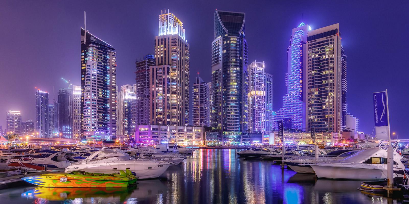 Skyline in Dubai - Stefan Schäfer Landschaftsfotograf