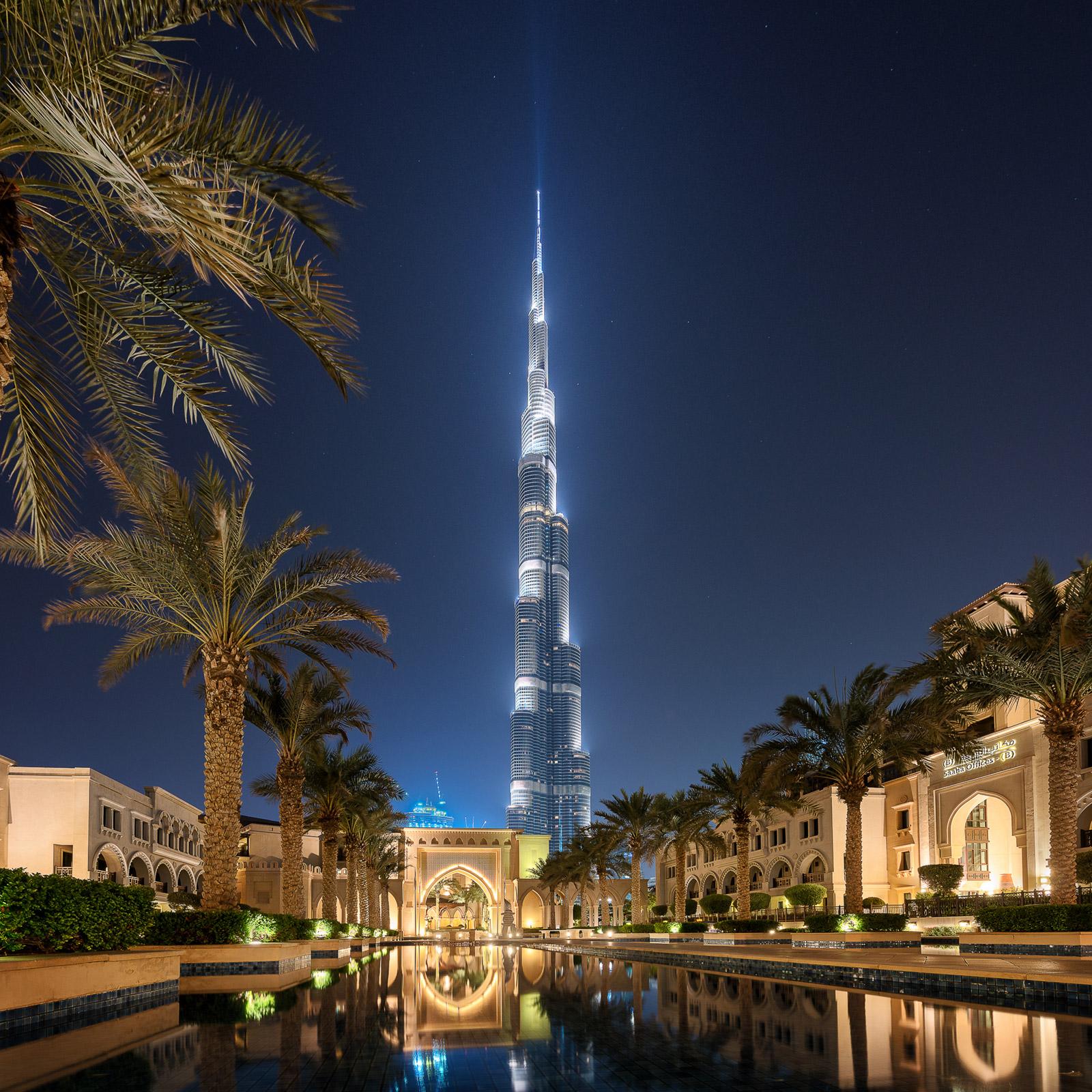 Souk al Bahar in Dubai - Stefan Schäfer Landschaftsfotograf