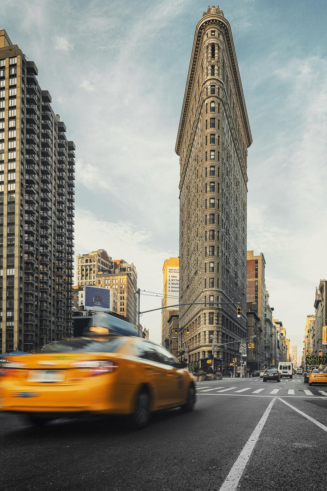 New York City Flatiron - Stefan Schäfer Landschaftsfotograf