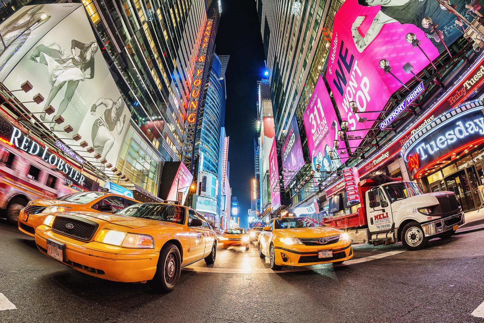 Times Square - Stefan Schäfer Landschaftsfotograf