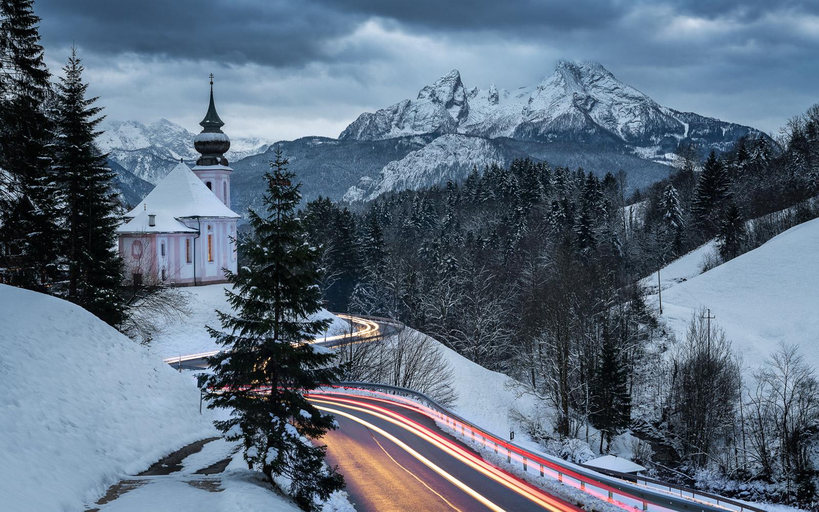 Watzmann in Deutschland - Stefan Schäfer Landschaftsfotograf