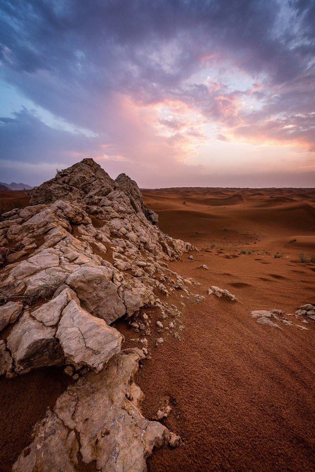 Wüste in Dubai - Stefan Schäfer Landschaftsfotograf