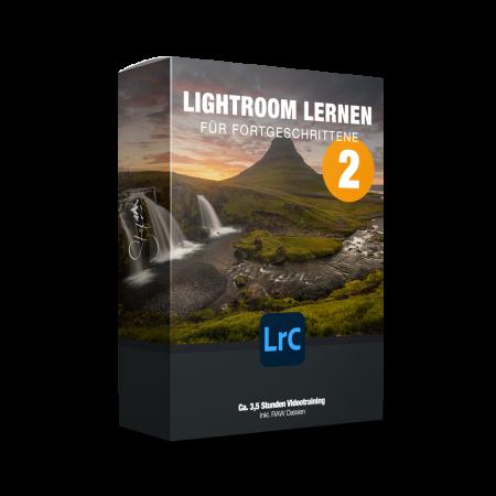 Lightroom lernen für Fortgeschrittene