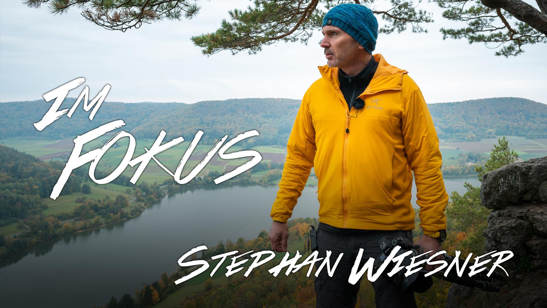 Stephan Wiesner im Fokus